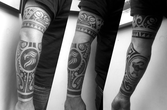 Polynesian Design