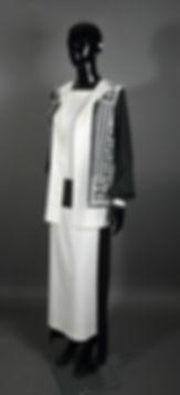 4. Реконсрукция костюма изо льна Г.Райхм