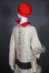 3. Реконструкция  платья-пальто . 1923.О