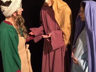 Piggsvinsteatern gav Julevangeliet