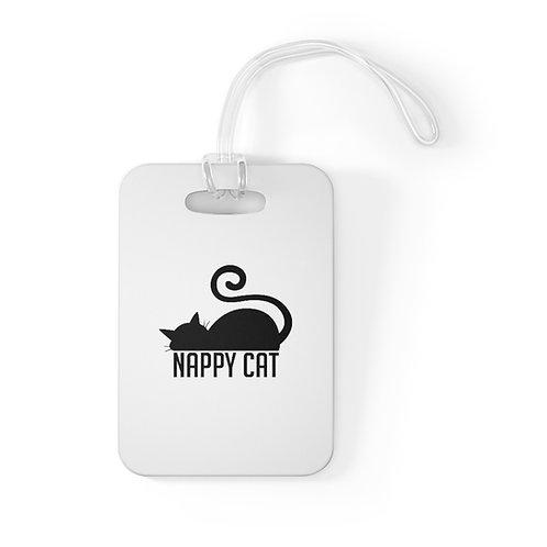 NAPPY CAT | BAG TAG