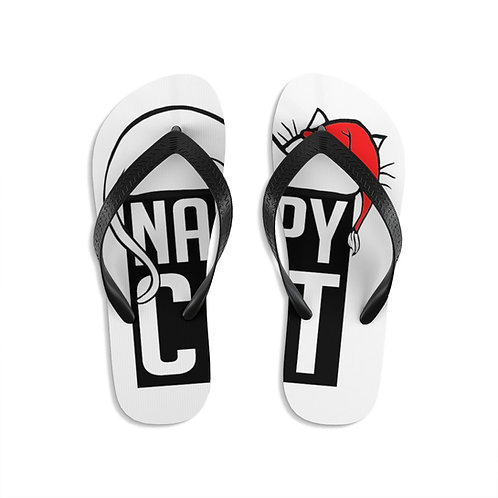 NAPPY CAT | UNISEX FLIP-FLOPS