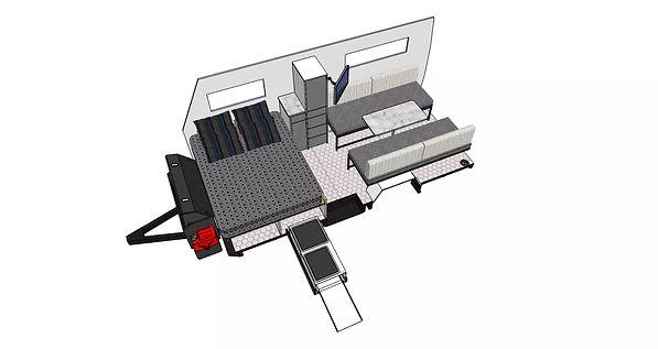 3D Floor Pln