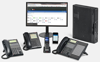 Sistema de Comunicaciones NEC SL2100