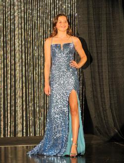 Evening Gown Winner Taylor Sidla