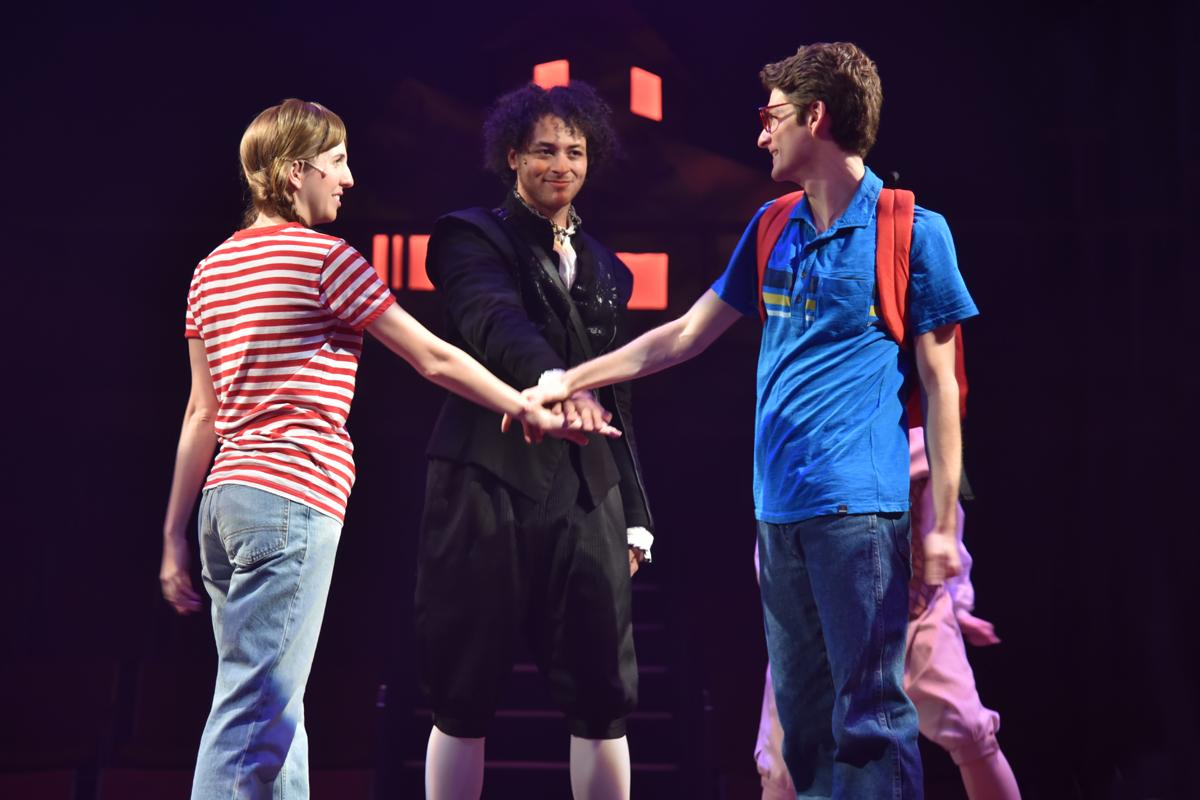 Jack & Annie w/Shakespeare