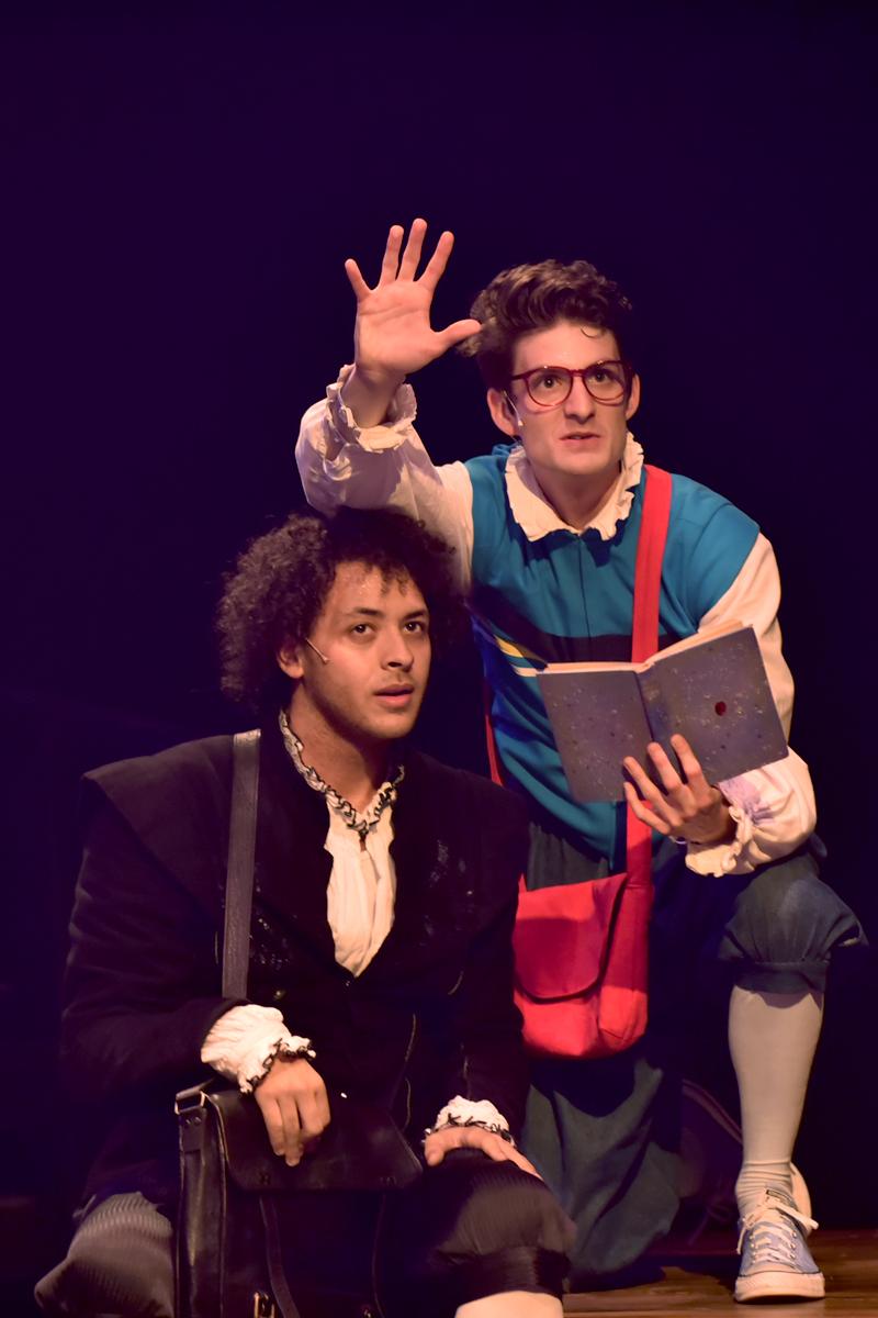 Elizabethan Jack and Shakespeare