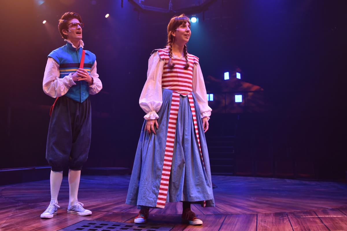 Elizabethan Jack and Annie