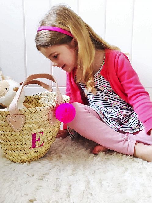 Personalised Mini Basket