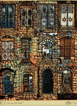 Doors of Nachlaot