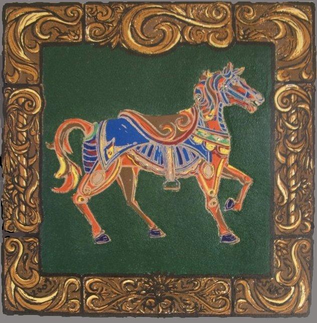 Carousel Horse