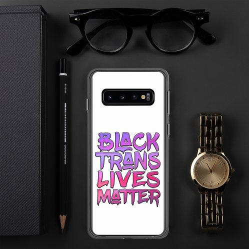 Samsung Case - Black Trans Lives Matter
