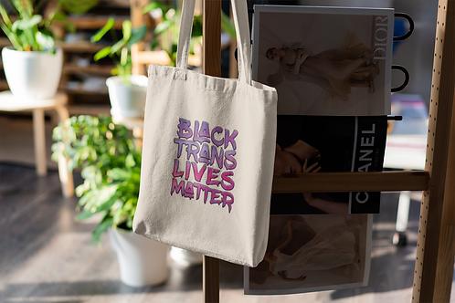 Tote Bag - Black Trans Lives Matter