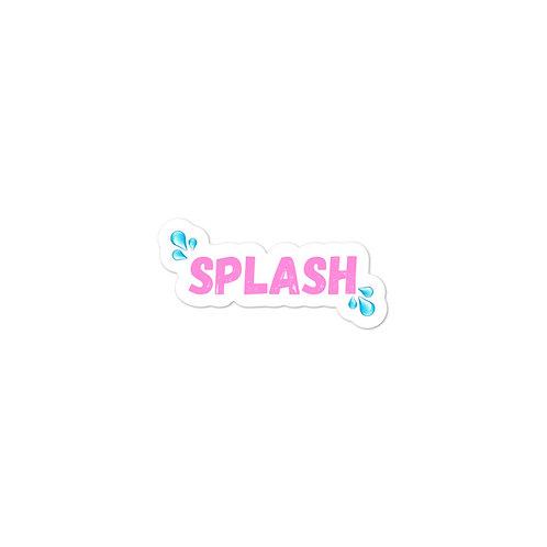 Splash - Stickers