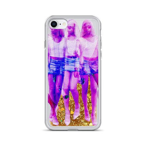 Heather Hills - Get Dun Sparkling Phone Case