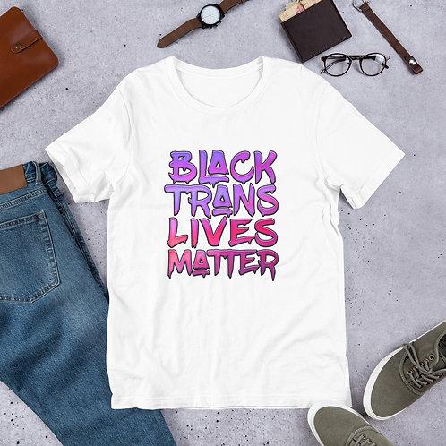 Black Trans Lives Matter - TShirt