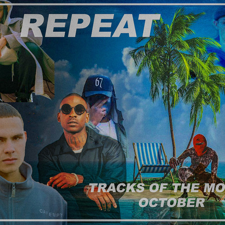 TRACKS OF THE MONTH - OCTOBER