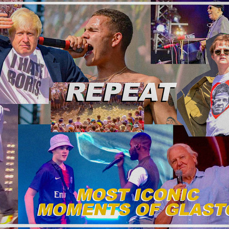 MOST ICONIC MOMENTS OF GLASTO 2019
