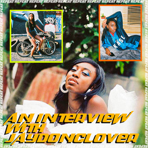 AN INTERVIEW WITH: JAYDONCLOVER
