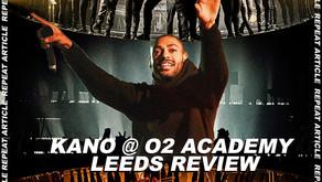 KANO @ O2 ACADEMY LEEDS REVIEW