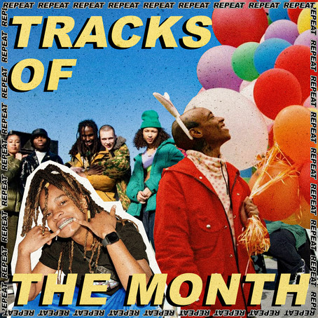 TRACKS OF THE MONTH - JULY