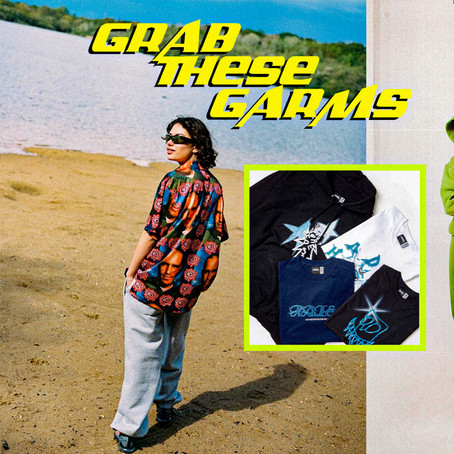 GRAB THESE GARMS
