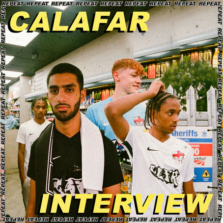 AN INTERVIEW WITH: CALAFAR