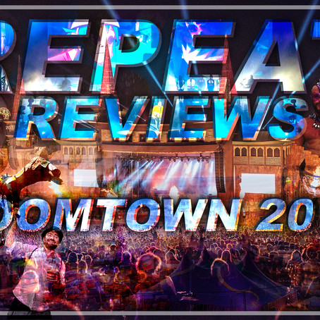 BOOMTOWN 2018 REVIEW