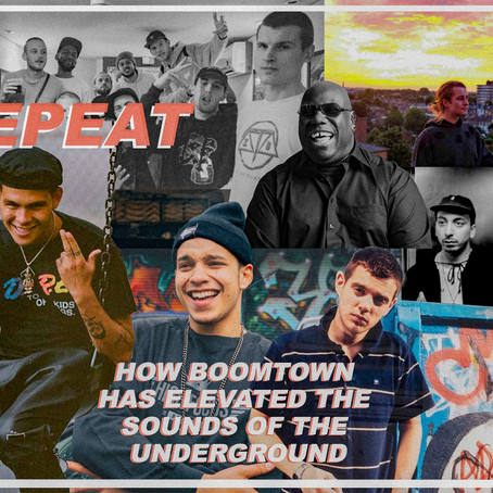 HOW BOOMTOWN HAS ELEVATED THE SOUNDS OF THE UNDERGROUND