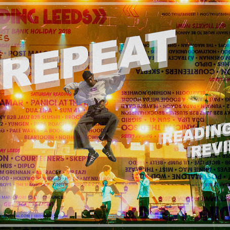 READING FESTIVAL 2018 REVIEW