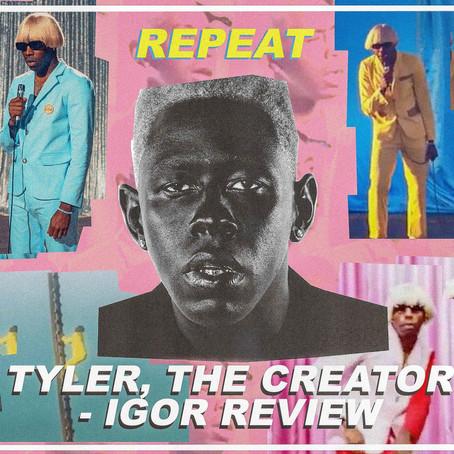 TYLER, THE CREATOR - IGOR ALBUM REVIEW