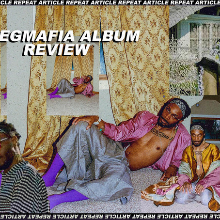 JPEGMAFIA - ALL MY HEROES ARE CORNBALLS ALBUM REVIEW
