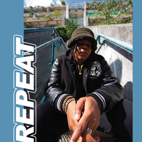 REPEAT MAG ISSUE 1 - OUT NOW!