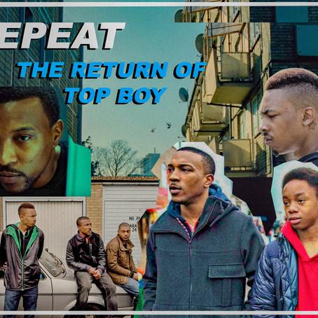 THE RETURN OF TOP BOY