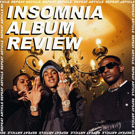 SKEPTA, CHIP AND YOUNG ADZ - INSOMNIA REVIEW