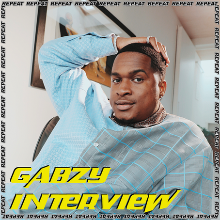 AN INTERVIEW WITH: GABZY