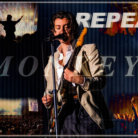 ARCTIC MONKEYS @ THE O2 // LIVE REVIEW