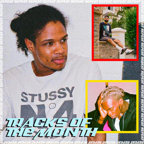 TRACKS OF THE MONTH - JANUARY