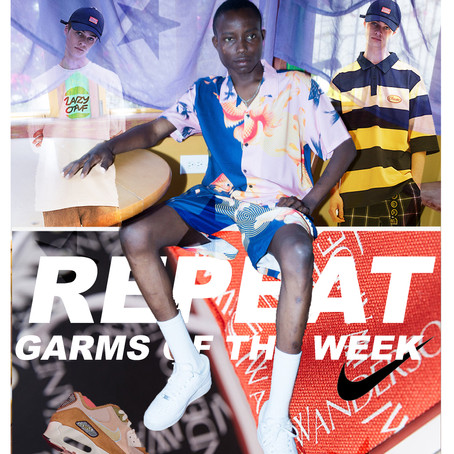 GRAB THESE GARMS #1