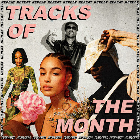 TRACKS OF THE MONTH - JUNE