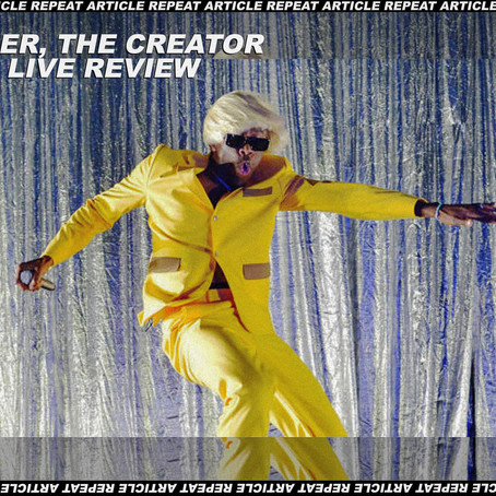 TYLER, THE CREATOR @ BRIXTON ACADEMY REVIEW