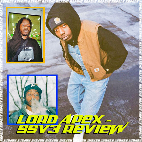 LORD APEX - SSV3 REVIEW