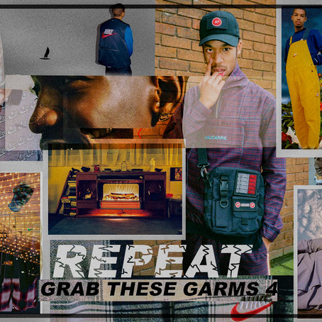 GRAB THESE GARMS #4