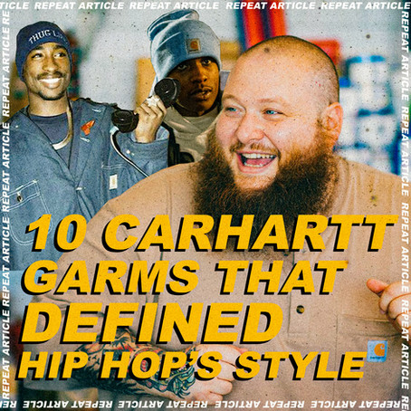 10 CARHARTT GARMS THAT DEFINE HIPHOP STYLE