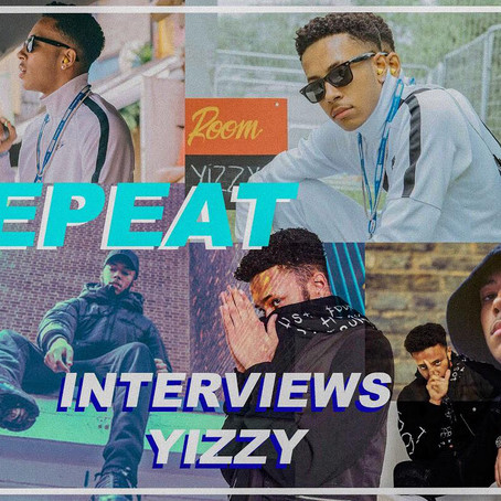 AN INTERVIEW WITH: YIZZY