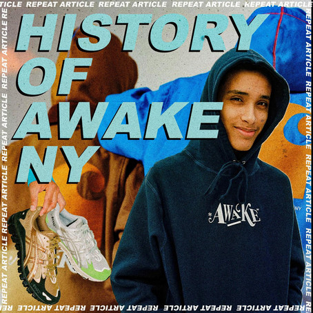THE HISTORY OF: AWAKENY