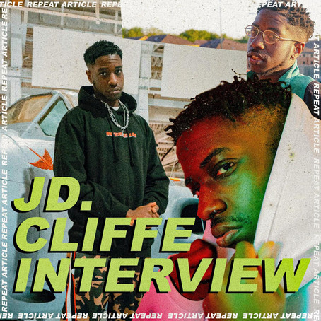 JD. CLIFFE DROPS COME AGAIN + INTERVIEW