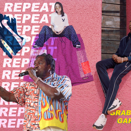 GRAB THESE GARMS #2