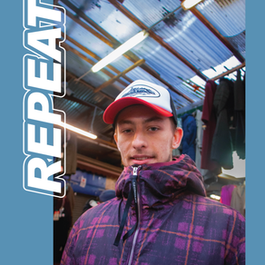 REPEATMAG ISSUE 1 - OUT THIS FRIDAY