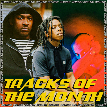 TRACKS OF THE MONTH - SEPTEMBER
